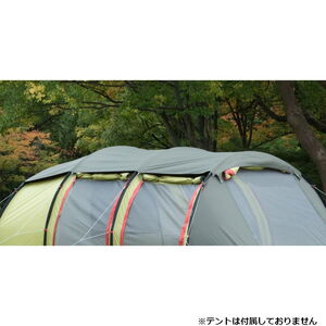 TENT FACTORY(テントファクトリー) トップルーフ トンネルテントロング用 TF-TRTU2L-UV