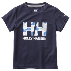 HELLY HANSEN(ヘリーハンセン) HOJ61806 S/Sロゴティー(キッズ) HOJ61806