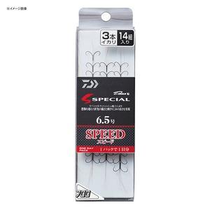 ダイワ(Daiwa) D-MAX鮎SPECIAL ワンデイパック フロロハリス 3本イカリ マルチ 07110904
