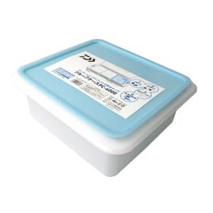 ダイワ(Daiwa) プルーフケース PC-6000 6.1L ライトブルー×半透明 03500511
