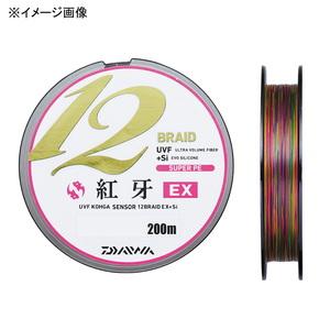 ダイワ(Daiwa) UVF紅牙センサー12ブレイドEX+Si 200m 07303151 タイラバ用PEライン