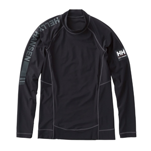 HELLY HANSEN(ヘリーハンセン) HH81803 L/S Team Rash Top(チーム ラッシュ トップ) Men's HH81803