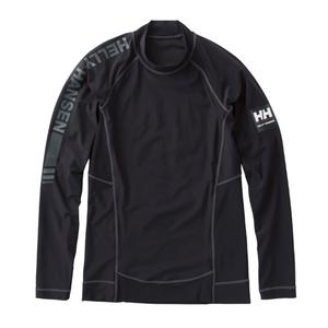 HELLY HANSEN(ヘリーハンセン) HH81803 L/S Team Rash Top(チーム ラッシュ トップ) Men's HH81803 メンズ&男女兼用ラッシュガード