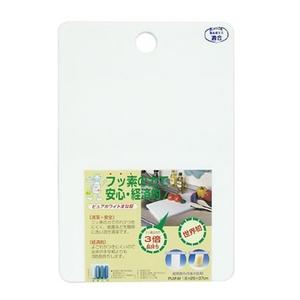 三洋化成(sanyokasei) PUW-M ピュアホワイトまな板 M ホワイト