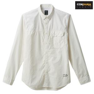 ダイワ(Daiwa) DE-89008 CORDURAR タイプライター ドライシャツ 08330633 フィッシングシャツ