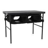 DOD(ディーオーディー) グッド ラック テーブル TB4-501-BK キャンプテーブル