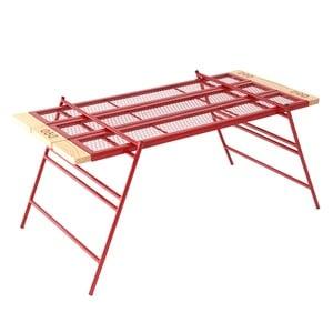 DOD(ディーオーディー) カシス テーブル TB4-535-RD キャンプテーブル