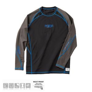 リバレイ RBB RBB 防蚊UVラッシュガードII 8800 フィッシングシャツ