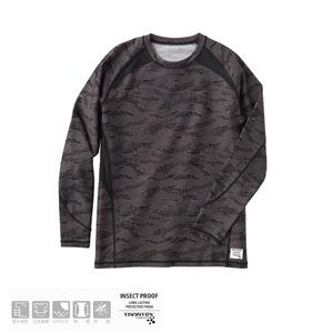 リバレイ RBB RBB 防蚊UVラッシュガードII 880001 フィッシングシャツ