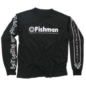 Fishman(フィッシュマン) Fishman ドライロングTシャツ フィッシングシャツ