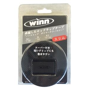 ウィン(winn) オーバーラップ スリム BOW11-BK グリップ