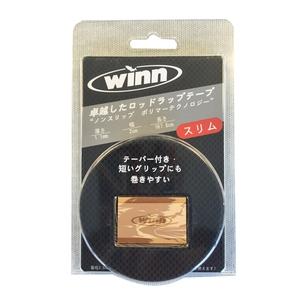ウィン(winn) オーバーラップ スリム BOW11-NAT グリップ