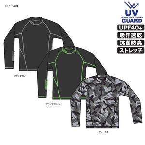 パズデザイン ラッシュガードV SCR-014 フィッシングシャツ