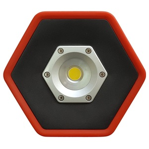 富士倉(フジクラ) 薄型10W 充電式Work Light HX-101 スタンドタイプ