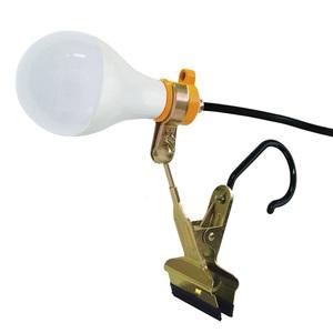 富士倉(フジクラ) LED-15Wクリップランプ KY-15W KY-15W スタンドタイプ