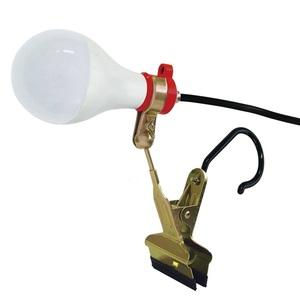 富士倉(フジクラ) LED-15Wクリップランプ(電球色) KY-15W-3K
