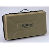 SOTO GRID ハードケース ST-5261 ストーブ・コンロケース