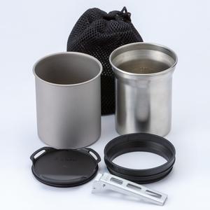 SOTO サーモスタック SOD-520 ステンレス製マグカップ