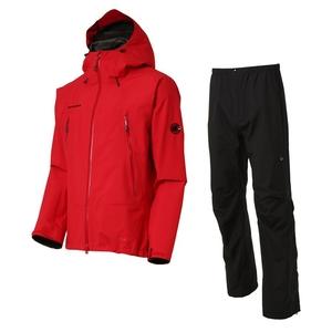 MAMMUT(マムート) CLIMATE Rain -Suits Men's 1010-26550 レインスーツ(メンズ&男女兼用上下)