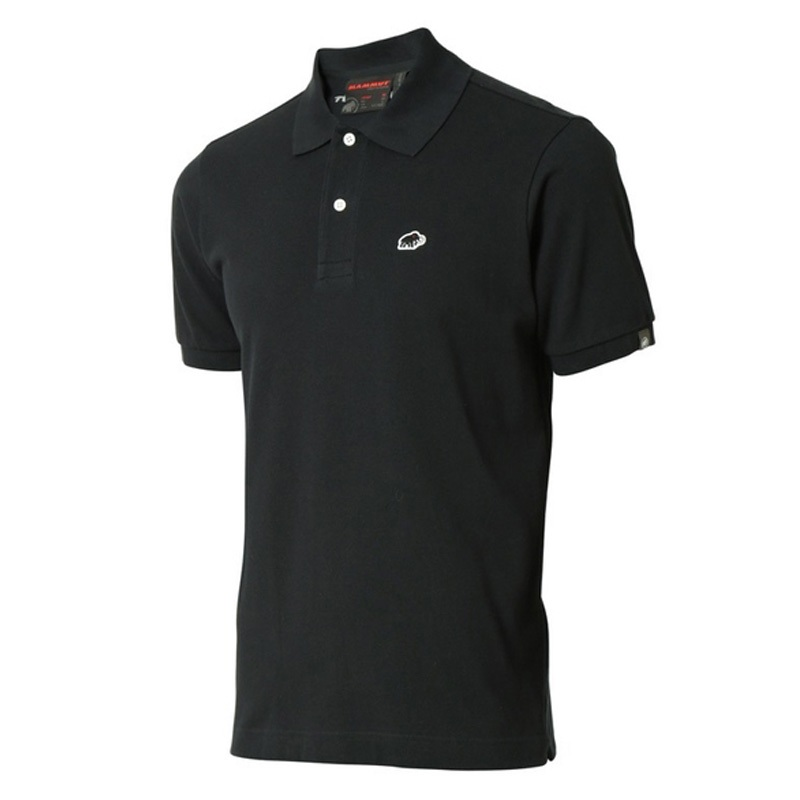 MAMMUT(マムート) MATRIX Polo Shirt Men's S black 1017-00400