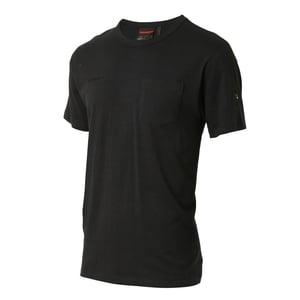 MAMMUT(マムート) Cotton Pocket T-Shirt Men's M black 1017-10001