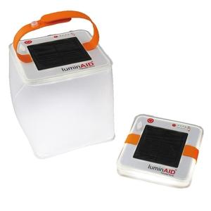 LuminAID(ルミンエイド) パックライト ノバ USB 37009 ラジオライト&防災用電気機器