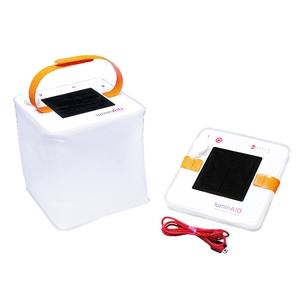 LuminAID(ルミンエイド) パックライト マックス USB 37010 ラジオライト&防災用電気機器