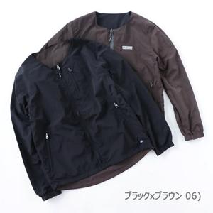 gym master(ジムマスター) リバーシブルノーカラー ジャケット G602377 メンズフィールド・トラベルジャケット