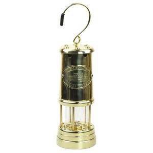 【送料無料】JD バーフォード マイナーズランプ(JD Burford Miners Lamps) #B8 L オールブラス