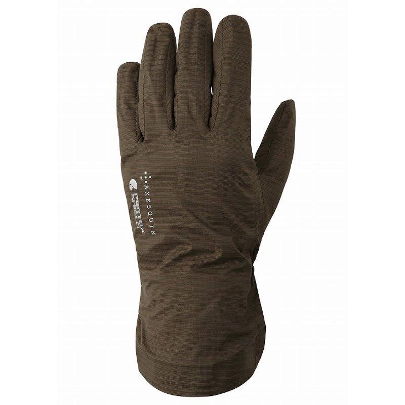 アクシーズクイン(AXESQUIN) Light Shell WP Glove L センザイチャ RG3573