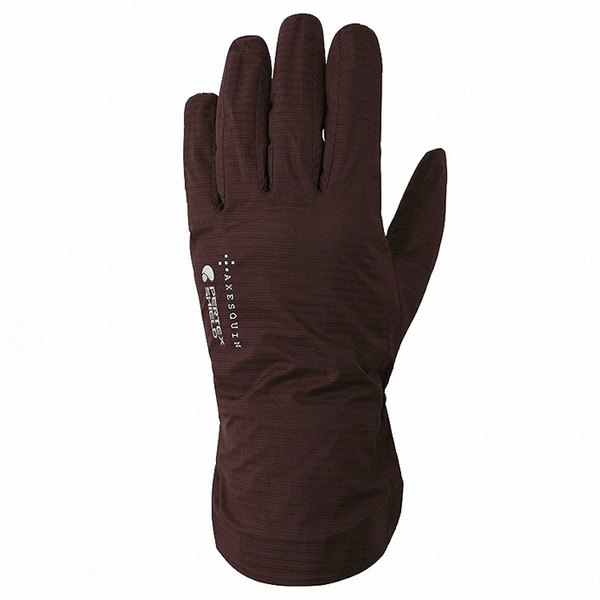 アクシーズクイン(AXESQUIN) Light Shell WP Glove RG3573 アウターグローブ(アウトドア)