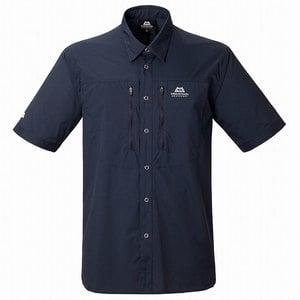 【送料無料】マウンテンイクイップメント(Mountain Equipment) Speed Shirt L エクリプス 421829