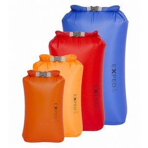 EXPED(エクスペド) Fold Drybag XS-L UL 4 Pack 397310 ウォータープルーフバッグ