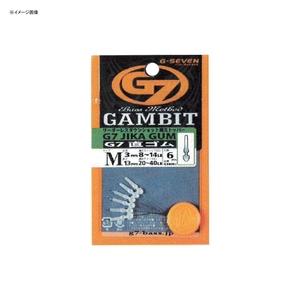 ジーセブン(G-SEVEN) G7 直ゴム G3801J