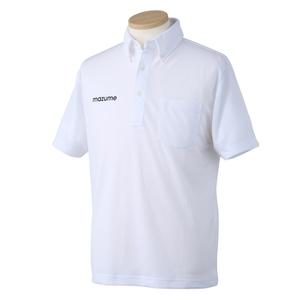MAZUME(マズメ) mazume ドライポロ MZAP-370-01 フィッシングシャツ
