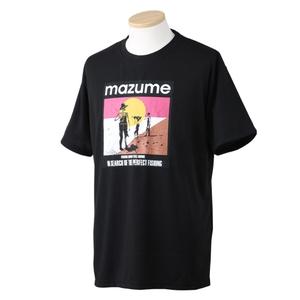 MAZUME(マズメ) mazume WADING JUNKIE TII MZTS-007-01 フィッシングシャツ