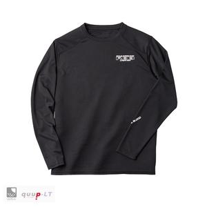 リバレイ RBB RBB COOL ロングTシャツII M ブラック 8808