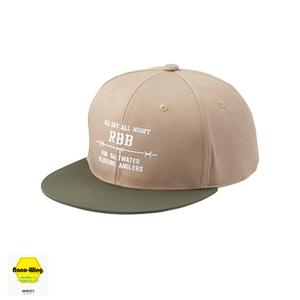リバレイ RBB RBB フラットブリムキャップ 8819 帽子&紫外線対策グッズ