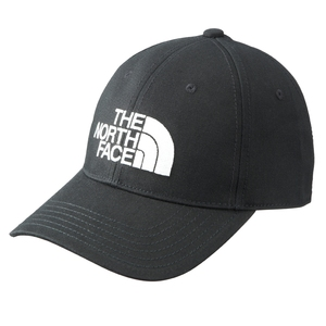 THE NORTH FACE(ザ・ノースフェイス) TNF LOGO CAP(TNF ロゴ キャップ) フリー K(ブラック) NN01830