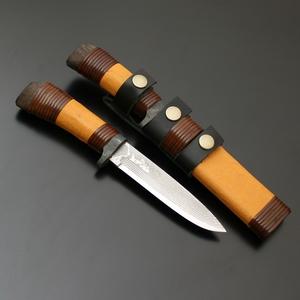 佐治武士 山野小刀型 オーストリッチ SJ-10 ミニナイフ