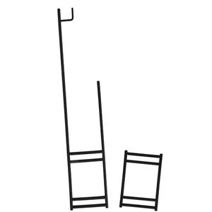 DOD(ディーオーディー) テキーラランタンレッグ TL1-569-BK ランタンスタンド&ハンガー