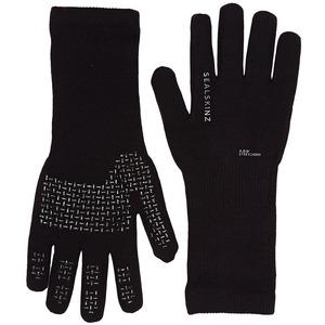 【送料無料】SEALSKINZ(シールスキンズ) Ultra Grip Glove Gauntlet M ブラック 1211402