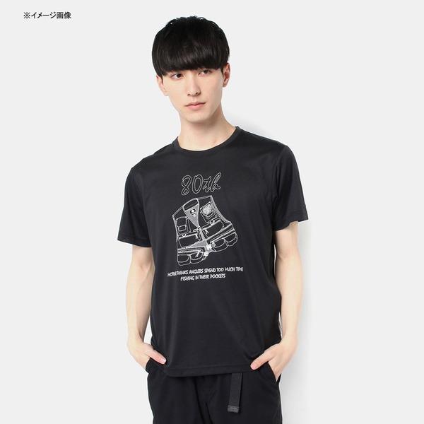 Columbia(コロンビア) マンデイ クレスト Tシャツ メンズ PM1398 メンズ速乾性半袖Tシャツ