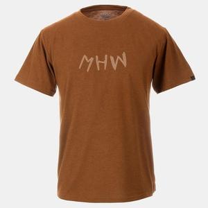 マウンテンハードウェア ナー マウンテン ショート スリーブ T2 ユニセックス OE7919 メンズ速乾性半袖Tシャツ