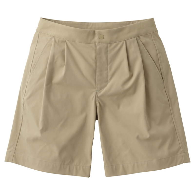 HELLY HANSEN(ヘリーハンセン) HOE21811 Gran Easy Tuck Shorts XL TN(タン)