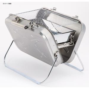 ベストコ ポータブルステンレスグリル ND-6112 BBQコンロ(卓上タイプ)