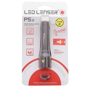 LED LENSER(レッドレンザー) Ledlenser P5.2 フラッシュライト Blister 最大140ルーメン 単三電池式 9605