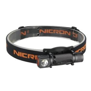 ニクロン(Nicron) 脱着式ヘッドライト 130ルーメン 充電式 H10R
