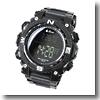 LAD WEATHER(ラドウェザー) SOLAR MASTER(ソーラーマスター) パワーソーラー搭載腕時計