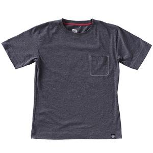 アブガルシア(Abu Garcia) クイックドライ フロッキーロゴT 1479707 フィッシングシャツ
